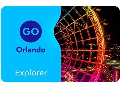 Orlando Explorer Pass - 5 opções